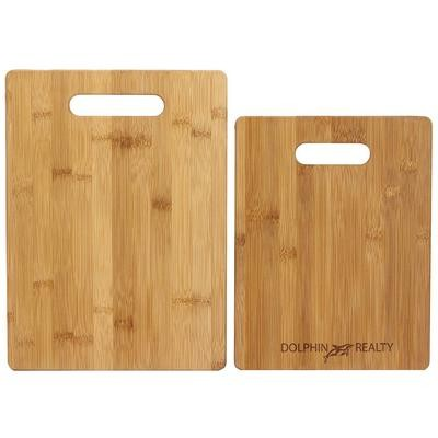 2 piece cutting board set.  Only $10.87 for both!