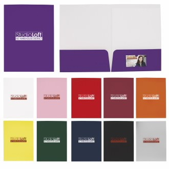 Gloss Paper Folder   Only 1.30 cents each for a short time. Reg. $3.27 each!