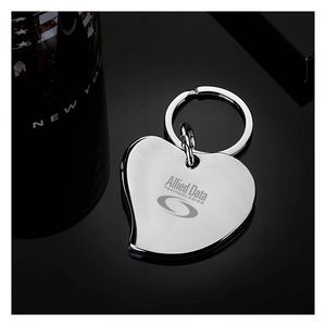 The Cuore Key Chain (Direct Import - 10 Weeks Ocean)